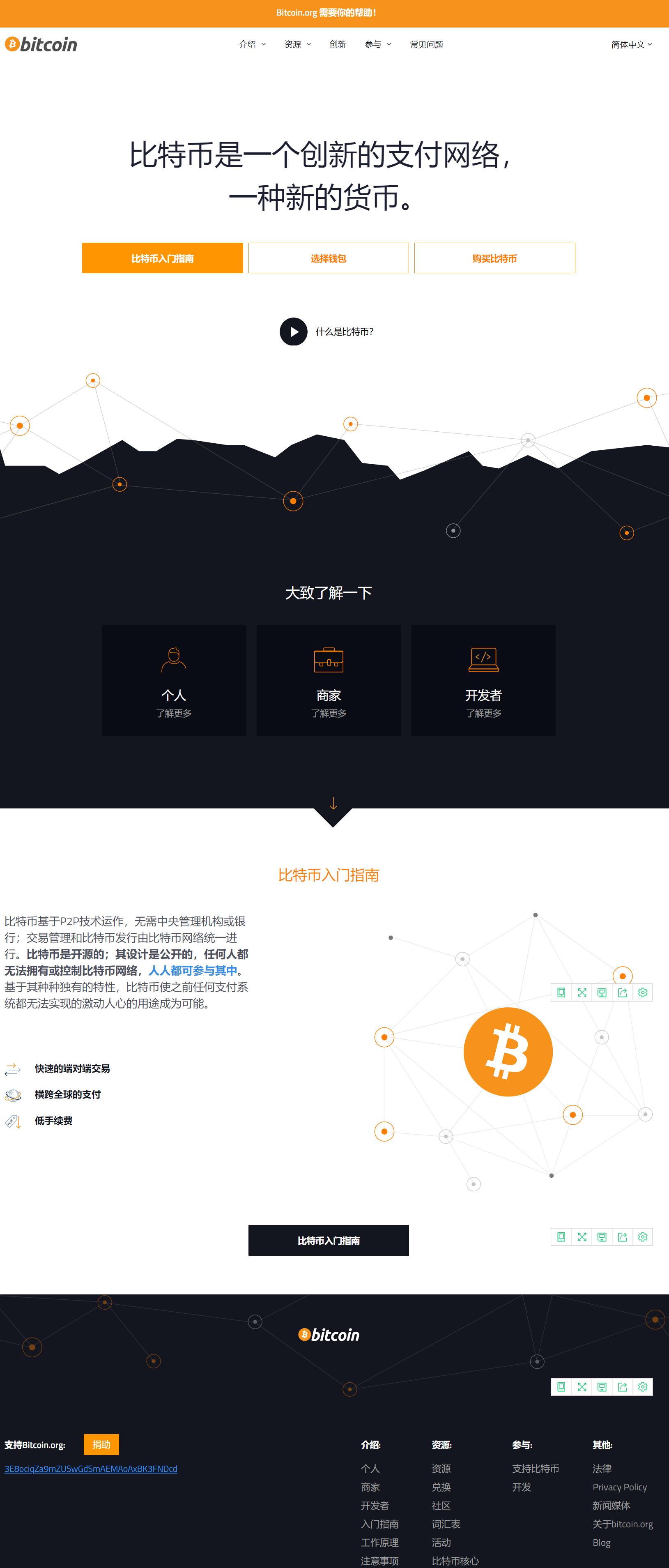 Bitcoin Core钱包