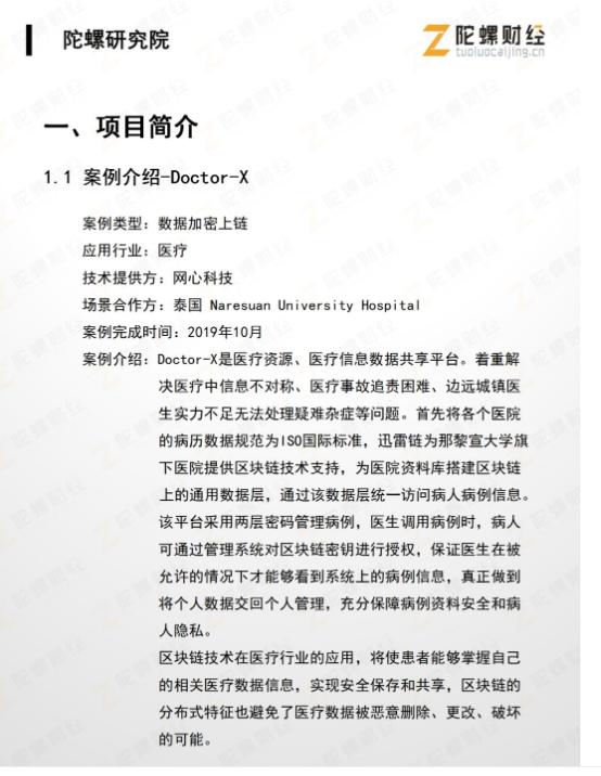 Doctor-X 医疗资源、医疗信息数据共享平台
