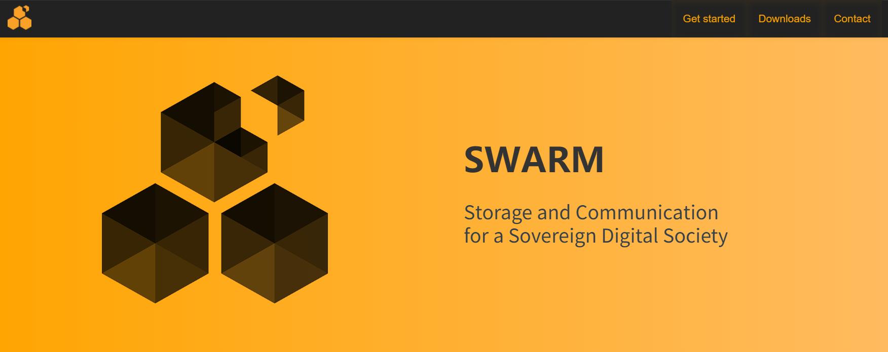 Swarm以太坊存储基础设施