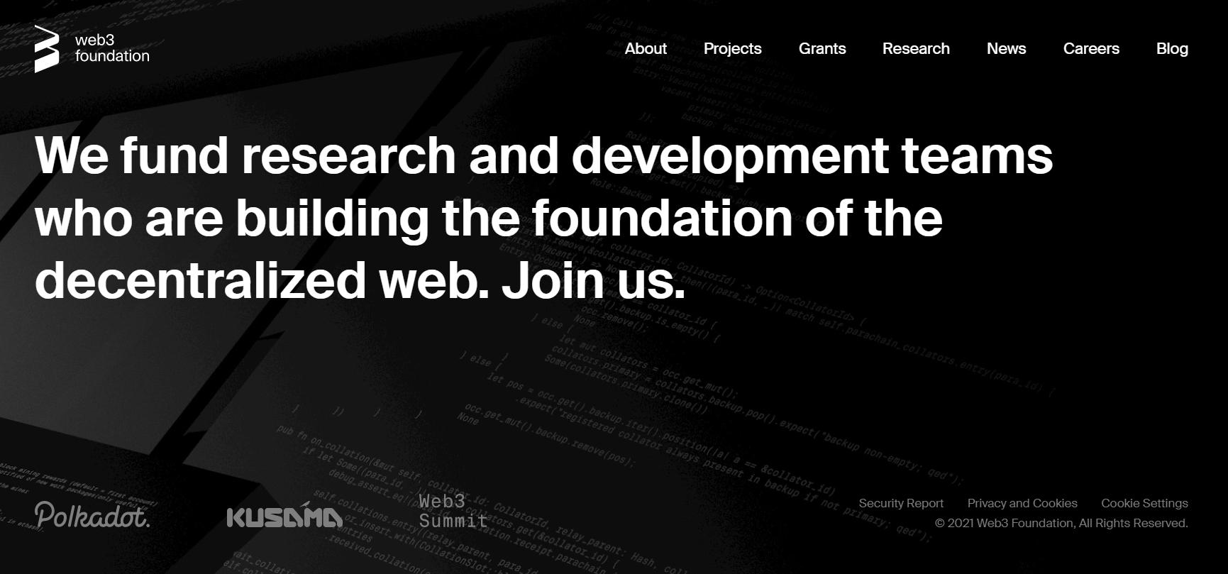 web3基金会